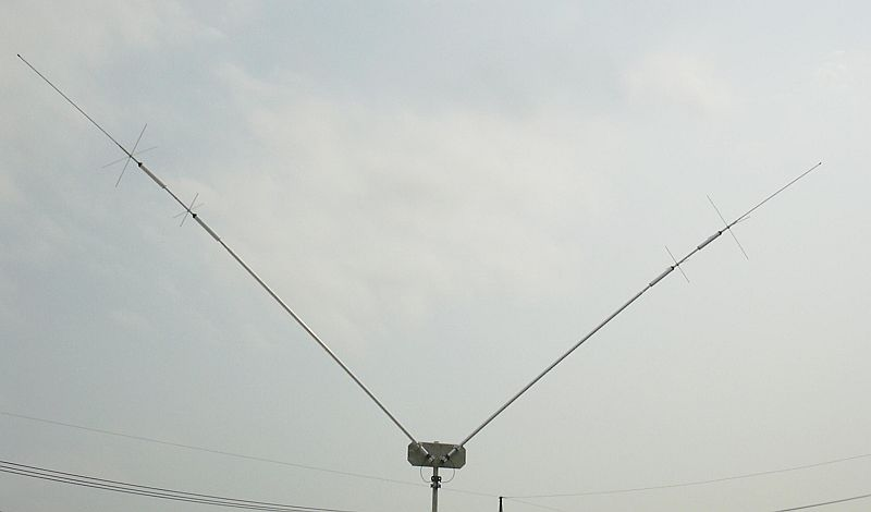 Portable antennes