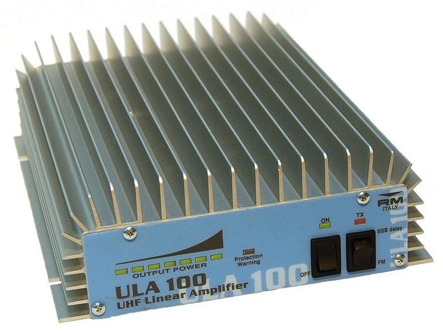 VHF-UHF amplifiers